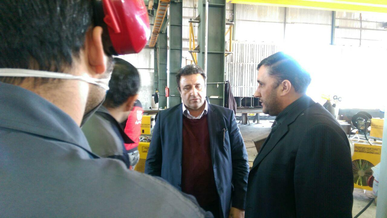 Visit of the members of the board of the new Energy Agency